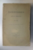 LA MAISON BASQUE. Notes et Impressions.. Henry O'Shea / Ferdinand Corrèges (illustrations)
