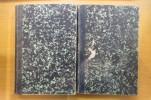 JURISPRUDENCE de la COUR IMPERIALE DE PAU. RECUEIL. En 2 Tomes. . Joseph-Ernest Lasserre