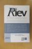 RIEV N°45-1. . Collectif