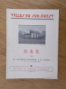 Villes du Sud-Ouest. DAX. 3e édition. . Dr Aparisi-Serres & E. Daru