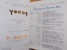 PROGRAMME OFFICIEL 1971 DES FESTIVITES DE LA COTE BASQUE. Biarritz et San Sebastian..
