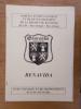 SCHEMA D'AMENAGEMENT ET DE DEVELOPPEMENT DE LA REGION DE BAYONNE (B.A.B. - Pays Basque - Bas-Adour). RENAVIDA. Note critique et de propositions d'Aci ...