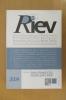 RIEV N°49-2.. Collectif
