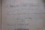 LA MAISON BASQUE. Notes et Impressions. (avec un envoi de l'Auteur). Henry O'Shea / Ferdinand Corrèges (illustrations)