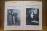 DOMINIQUE JOSEPH GARAT 1749-1833 en 2 tomes.. Michel Duhart