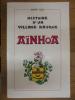 Histoire d'un Village Basque: Aïnhoa. . Elso, Martin
