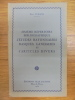 Sixième Répertoire bibliographique d'études bayonnaies basques, et landaises et d'articles divers.. René Cuzacq