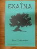 Ekaina n° 124 - Revue d'Etudes Basques - 2012, 4e trimestre. Collectif.