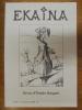 Ekaina. Revue d'Études Basques. N°107. 3° Trimestre 2008.. Collectif.