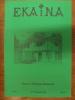 Ekaina. Revue d'Études Basques. N°84. 4° Trimestre 2002.. Collectif.