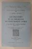 LES MALADIES ET LA MEDECINE EN PAYS BASQUE NORD A LA FIN DE L'ANCIEN REGIME (1690-1789) . Dr. Pierre L. Thillaud