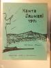 KANTA JAUNARI / JOURNEE DES CHORALES BASQUES 1971. Comprenant : JEIKI, JEIKI - AURTXOA TROXATZEN - MARITXU ANDRE MADALEN - AINGERU BATEK - BAI, ...