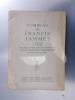 TOMBEAU DE FRANCIS JAMMES. S.S. Pie XII et Cie