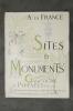 A LA FRANCE : SITES ET MONUMENTS. GASCOGNE ET PYRENEES OCCIDENTALES - BASSES PYRENEES - HAUTES PYRENEES - LANDES.. Collectif