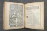 LE MISSEL DE BAYONNE DE 1543. Précédé d'une Introduction sur les Antiquités Historiques et Religieuses de l'ancien Diocèse de Bayonne.. M. L'ABBE V. ...