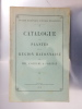 CATALOGUE des PLANTES de la REGION BAYONNAISE. . MM. Ancibure & Prestat