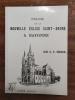 Symbolisme de la Nouvelle Eglise Saint-André à Bayonne. . Abbé C. F. Godard.