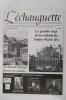 LA GRANDE SAGA DE LA CATHEDRALE SAINTE-MARIE (II) / FERDINAND CORREGES PEINTRE BAYONNAIS.. L'échauguette N°5