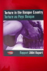 TORTURE AU PAYS BASQUE / TORTURE IN THE BASQUE COUNTRY. RAPPORT 2004.. Collectif.