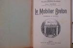 LE MOBILIER BRETON ensembles & détails.. Paul Banéat