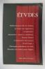 ETUDES. Mars 1993.