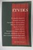 ETUDES. Avril 1993.