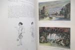 BALLETS DE L'OPERA DE PARIS. Ballets dans les Opéras - Nouveaux Ballets.. Léandre Vaillat / Jean-Charles Duval (dessins)