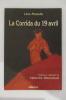 LA CORRIDA DU 19 AVRIL.. Léon Mazzella