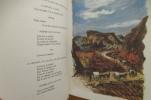 THEATRE . Federico Garcia Lorca / G. Wakhevitch (illustrations)