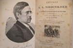 LETTRES de A. E. NORDENSKIOLD racontant LA DECOUVERTE DU PASSAGE NORD-EST DU POLE NORD 1878-1879.. A. E. Nordenskiold