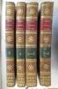 SECOND VOYAGE DE COOK. RELATION DES VOYAGES ENTREPRIS PAR ORDRE DE SA MAJESTE BRITANNIQUE. Du tome 3 au tome 8 en 4 volumes.. Cook