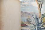 LE LAC MAJEUR et LES ILES BORROMEES. . Renzo Boccardi / F. Vellan (aquarelles).