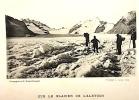 Le Glacier de l'Aletsch et le lac de Märjelen.. BONAPARTE (Prince Roland);