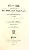 Mémoire sur les Lignes de TORRES VEDRAS, élevées pour couvrir Lisbonne en 1810. Traduit de l'anglais par M. Gosselin.. JONES (T. John);