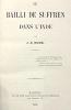 Le Bailli de SUFFREN dans l'Inde.. ROUX (J. S.);