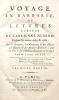 Voyage en BARBARIE, ou lettres écrites de l'ancienne Numidie, pendant les années 1785 & 1786, sur la Religion, les Coutumes & les Moeurs des Maures & ...