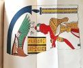 LETTRES à Mr le Duc de BLACAS d'Aulps …, relatives au Musée Royal Egyptien de Turin.. CHAMPOLLION (Jean-François);