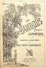 """Les BAMBOUS. Fables de La Fontaine travesties en """"Patois Créole"""", par un vieux Commandeur (François-Achille Marbot). . MARBOT (F.-A.);"""