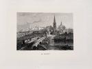 Album des Bords de la LOIRE, représentant les villes, bourgs et châteaux les plus remarquables de la source de ce fleuve à son embouchure dans ...