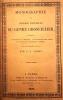 Monographie ou Histoire Naturelle du genre GROSEILLIER, contenant la description, l'histoire, la culture et les usages de toutes les Groseilles ...