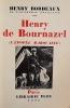 Henry de BOURNAZEL. L'épopée Marocaine.. BORDEAUX (Henry);