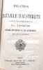 Guerre d'AMERIQUE 1780-1783. Journal de campagne de Claude Blanchard, commissaire des guerres principal au corps auxiliaire français sous le ...