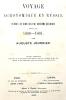 Voyage Agronomique en RUSSIE. Lettres et notes sur une deuxième excursion faite en 1860-1861.. JOURDIER (Auguste);