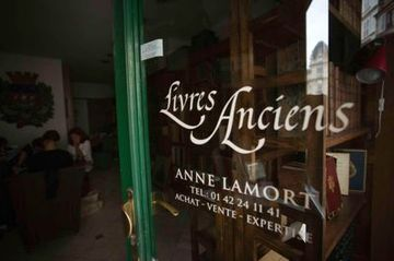 Anne Lamort Livres Anciens