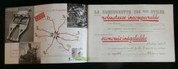 Catalogue publicitaire LA GAMME DES VEHICULES INDUSTRIELS ET DES CARS RENAULT 1939  ( Utilitaires ) .. Société Anonyme des Usines RENAULT à ...