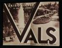 VALS , STATION HYDROMINERALE - CENTRE DE TOURISME , SAISON 1938.. anonyme
