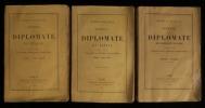 JOURNAL D'UN DIPLOMATE EN ITALIE , TURIN 1859-1862 et ROME 1862-1866 . JOURNAL D'UN DIPLOMATE EN ALLEMAGNE ET EN GRECE, DRESDE - ATHENES 1867-1868 .. ...