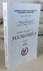 Académie des sciences, belles-lettres et arts de Besançon. Procès-verbaux et mémoires années 1990 - 1991.. Académie des sciences, belles-lettres et ...