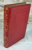 Dernier journal du docteur David Livingstone relatant ses explorations et découvertes de 1866 à 1873 ... tome 1  seul.. LIVINGSTONE David