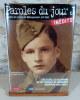 Paroles du jour J. Lettres et carnets du débarquement, été 1944. Les alliés, les allemands et les français de Normandie racontent leur jour J.. GUENO ...
